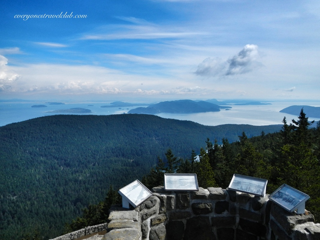 Exploring the mt constitution lookout in moran state park for Build on your lot washington state