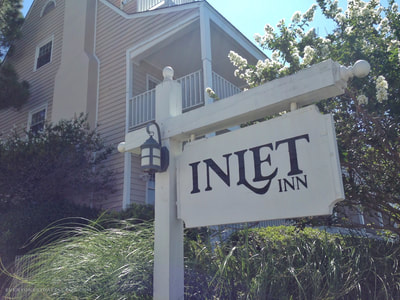 The Inlet Inn located in the best seaside town in North Carolina - Beaufort.